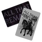 [正規店直輸入] All That Remains(オール・ザット・リメインズ)2 Sticker Pack グッズマート
