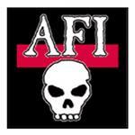 [正規店直輸入] (エイエフアイ)AFI - Skull Sticker グッズマート