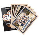 [正規店直輸入] August Burns Red(オーガスト・バーンズ・レッド)Baseball Cards グッズマート