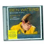[正規店直輸入] Ben Waters(ベン・ウォーターズ)Boogie 4 Stu A Tribute To Ian Stewart グッズマート