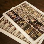 [正規店直輸入] August Burns Red(オーガスト・バーンズ・レッド)Card Poster グッズマート