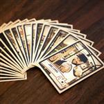 [正規店直輸入] August Burns Red Complete Set of 21 Baseball Cards グッズマート