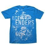 [正規店直輸入] Ace Enders(エースエンダース)Flowers on Blue グッズマート<img class='new_mark_img2' src='//img.shop-pro.jp/img/new/icons30.gif' style='border:none;display:inline;margin:0px;padding:0px;width:auto;' />