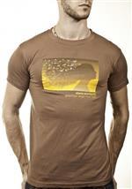 [正規店直輸入] Alanis Morissette Hail Silhouette Chestnut T-Shirt Guys グッズマート<img class='new_mark_img2' src='//img.shop-pro.jp/img/new/icons14.gif' style='border:none;display:inline;margin:0px;padding:0px;width:auto;' />