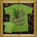 [正規店直輸入] (コットンマウス・キングス)Kottonmouth Kings- Keep Burnin T-shirt-Green グッズマート<img class='new_mark_img2' src='//img.shop-pro.jp/img/new/icons41.gif' style='border:none;display:inline;margin:0px;padding:0px;width:auto;' />