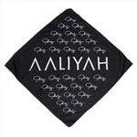 [正規店直輸入] Aaliyah(アリーヤ)Signature Bandana グッズマート