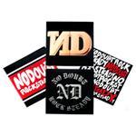 [正規店直輸入] No Doubt(ノー・ダウト)Steady 4 Sticker Pack グッズマート