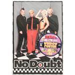 [正規店直輸入] No Doubt(ノー・ダウト)Sticky Window Poster グッズマート