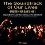 [正規店直輸入] The Soundtrack of Our Lives- Golden Greats No 1 Deluxe CD/DVD グッズマート