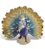 LLADRO(リヤドロ) Cherub on a Peacock 11.5 Limited Edition
