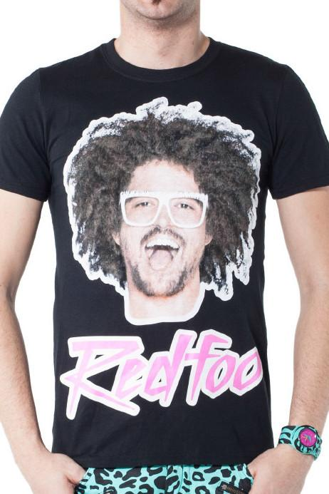 Party Rock Clothing★パーティーロッククロッシング ★Party Rock Redfoo Picture Tee
