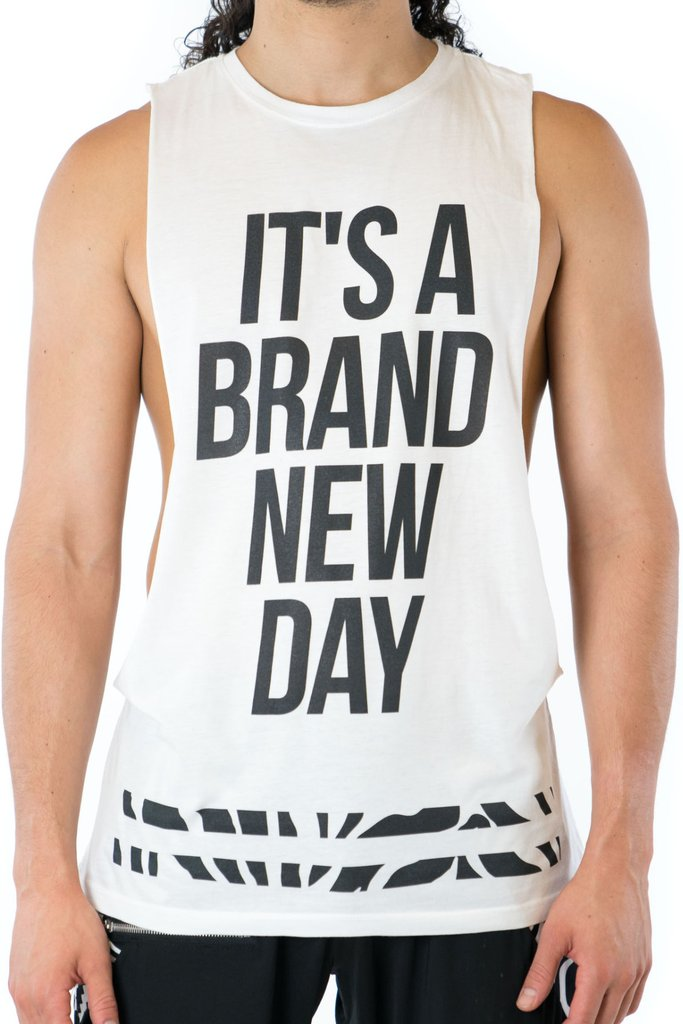 Party Rock Clothing★パーティーロッククロッシング ★Party Rock Brand New Day Pool Boy (ホワイト)