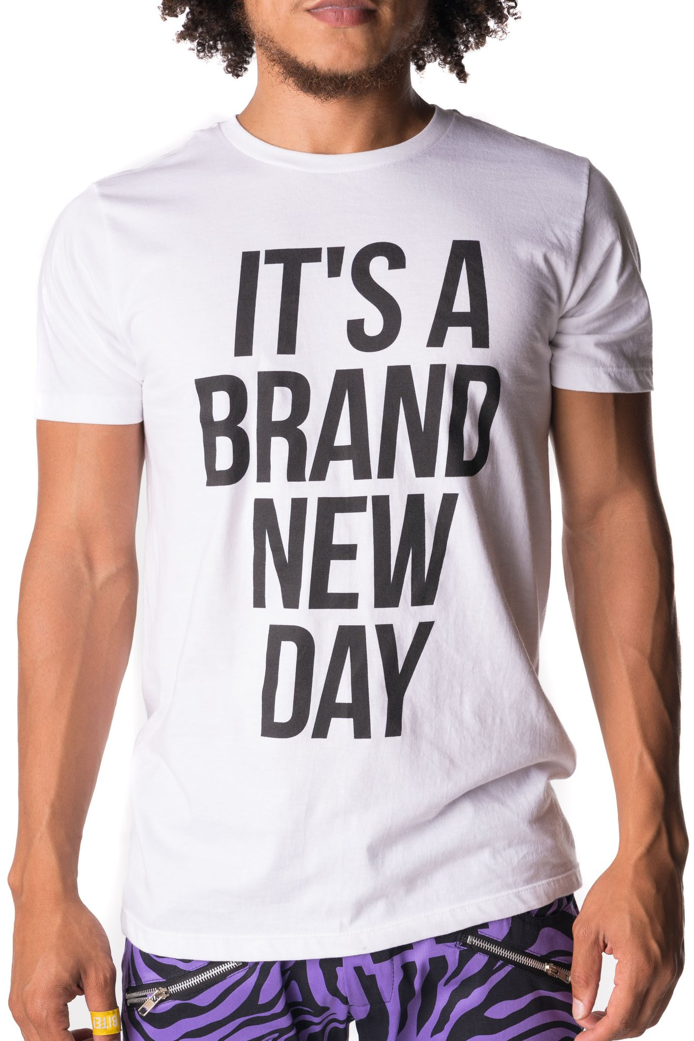 Party Rock Clothing★パーティーロッククロッシング ★Party Rock Brand New Day T-Shirt (ホワイト)