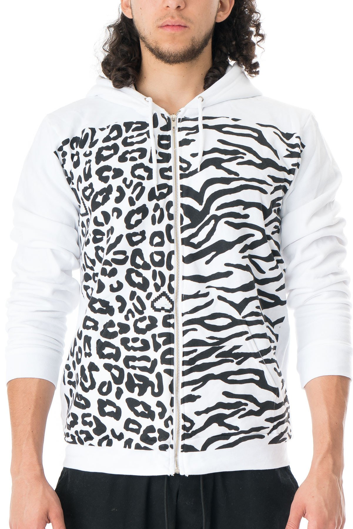 Party Rock Clothing★パーティーロッククロッシング ★Party Rock Cheebra Hoodie (ホワイト)