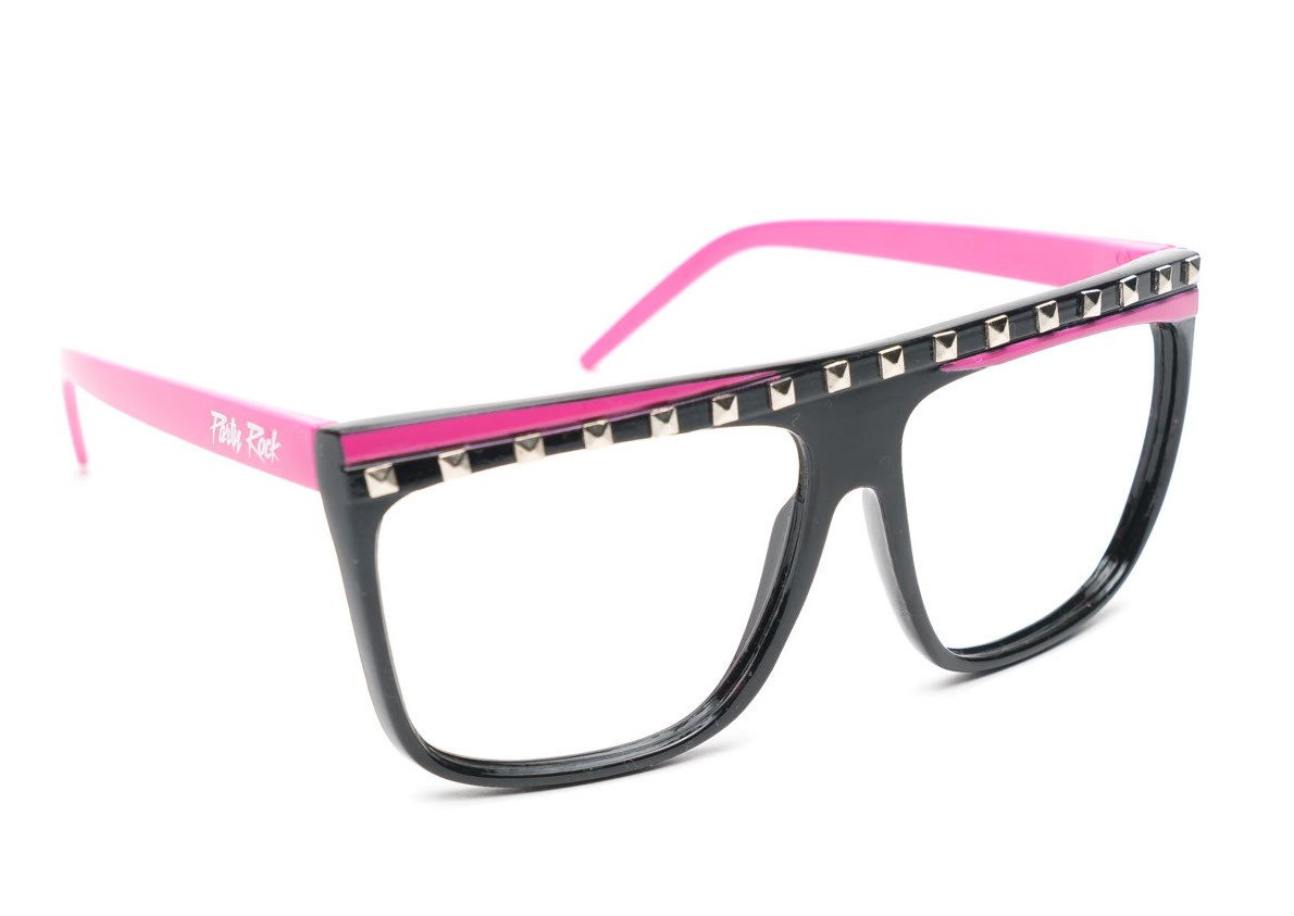 Party Rock Clothing★パーティーロッククロッシング ★PARTY ROCK FRAMES サングラス ブラック・ピンク