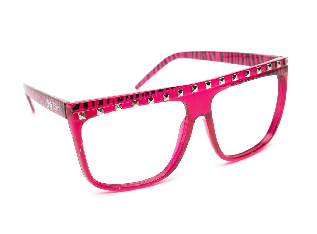 Party Rock Clothing★パーティーロッククロッシング ★PARTY ROCK FRAMES サングラス ピンク・グリッター