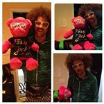 <img class='new_mark_img1' src='http://lmfao.shop-pro.jp/img/new/icons57.gif' style='border:none;display:inline;margin:0px;padding:0px;width:auto;' />Party Rock Teddy Bear パーティーロックテディベア