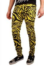 <img class='new_mark_img1' src='http://lmfao.shop-pro.jp/img/new/icons12.gif' style='border:none;display:inline;margin:0px;padding:0px;width:auto;' />Party Rock Clothing★パーティーロッククロッシング ★LMFAO Mens Zebra パンツ (Y)
