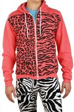 <img class='new_mark_img1' src='http://lmfao.shop-pro.jp/img/new/icons57.gif' style='border:none;display:inline;margin:0px;padding:0px;width:auto;' />Party Rock Clothing★パーティーロッククロッシング ★LMFAO Unisex Cheebra Hoodie パーカー (P)