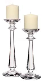 Tipperary Crystal(ティペラリー・クリスタル) Bacchus  10quot/12quot Candleholder amp Candles