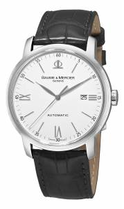 [ボーム&メルシエ]Baume & Mercier  Classima Automatic Leather Strap Watch 8592 メンズ