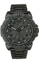 [ルミノックス]Luminox  Colormark 3150 Series IP Steel Watch Black LUMINOX-3152-BO メンズ