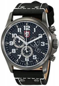 [ルミノックス]Luminox  Atacana Field Analog Display Swiss Quartz Black Watch A.1941 メンズ