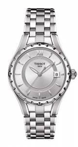 [ティソ]Tissot  TLady Silver Dial Stainless Steel Watch T0722101103800 T072.210.11.038.00