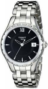 [ティソ]Tissot  TLady Analog Display Quartz Silver Watch TIST0722101105800 レディース