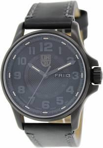 [ルミノックス]Luminox  1801 BO Black Dial & Leather Strap Watch FIELD AUTOMATIC メンズ