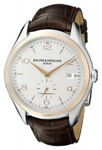 [ボーム&メルシエ]Baume & Mercier Clifton Analog Display Swiss Automatic Brown BMMOA10139