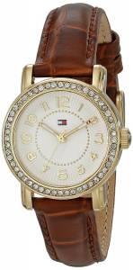 [トミー ヒルフィガー]Tommy Hilfiger  Analog Display Quartz Brown Watch 1781473
