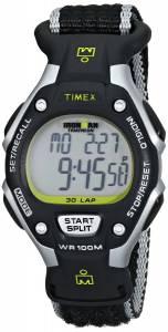 [タイメックス]Timex  Ironman Rugged Resin Watch with Nylon Band T5K8359J レディース