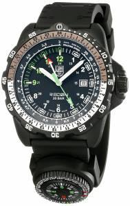 [ルミノックス]Luminox  Recon NAV Analog Display Analog Quartz Black Watch 8831.KM メンズ