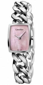 [カルバン クライン]Calvin Klein  ck Amaze Chain Bracelet Watch K5D2S12E レディース