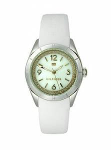 [トミー ヒルフィガー]Tommy Hilfiger Casual Sport Analog Display Quartz White Watch 1781549