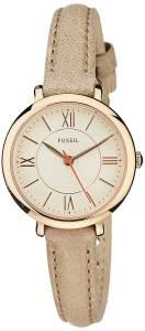 [フォッシル]Fossil  Jacqueline Small GoldTone Stainless Steel Watch ES3802 レディース