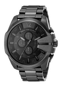 [ディーゼル]Diesel 腕時計 Analog Display Analog Quartz Black Watch DZ4355 メンズ