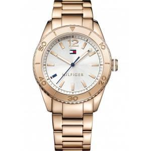 [トミー ヒルフィガー]Tommy Hilfiger 腕時計 Ritz Watch Silver Dial 1781567