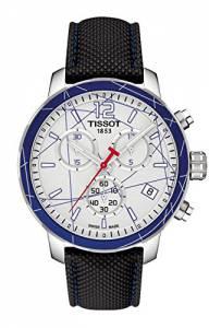 [ティソ]Tissot 腕時計 Quickseter Ice Hockey T095.417.17.037.00 [並行輸入品]