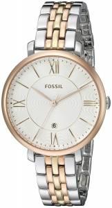 [フォッシル]Fossil  Jacqueline ThreeHand Date Stainless Steel Watch TriTone ES3844