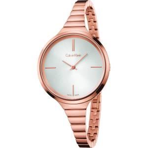 [カルバン クライン]Calvin Klein 腕時計 PVD Rose Gold Bracelet Watch K4U23626