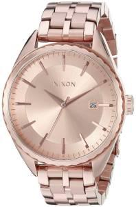 [ニクソン]NIXON  Minx Analog Display Swiss Quartz Rose Gold Watch A934897 レディース