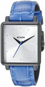 [ニクソン]NIXON  K Squared Analog Display Japanese Quartz Blue Watch A4722131 レディース