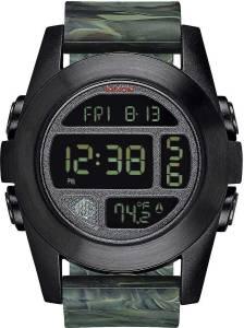 [ニクソン]NIXON 腕時計 Unit Expedition Watch Marbled Camo, One Size A3651727 メンズ