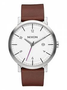 [ニクソン]NIXON 腕時計 Rollo White / Chestnut Stainless Steel Analog watch A9452168-00