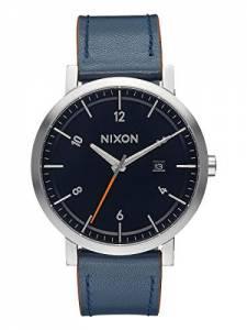 [ニクソン]NIXON 腕時計 Rollo Blue / Orange Stainless Steel Analog watch A945863-00