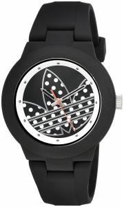 [アディダス]adidas  Aberdeen Analog Display Analog Quartz Black Watch ADH3050 レディース