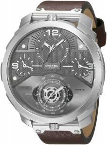 [ディーゼル]Diesel  Machinus Analog Display Analog Quartz Brown Watch DZ7360 メンズ