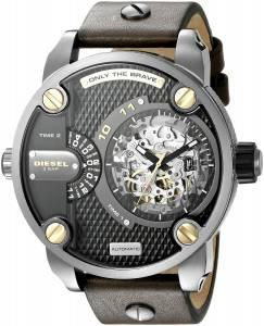 [ディーゼル]Diesel  The Daddies Series Japanese Automatic Brown Watch DZ7364 メンズ